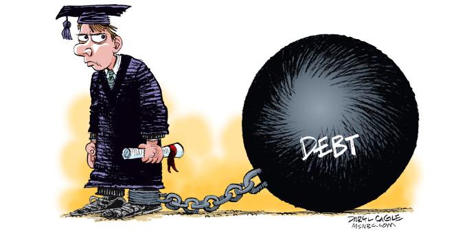 大学生の奨学金