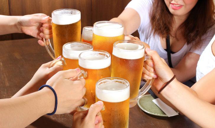 大学生が覚えておきたいお酒との付き合い方