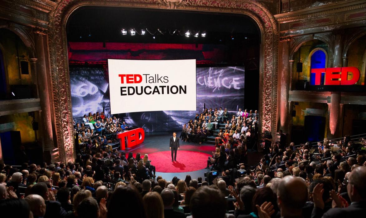 大学生におすすめしたいTED動画