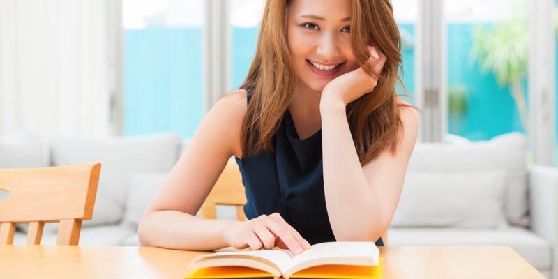 読書で知識と思考力を養おう