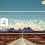 大学生に将来を考えさせる4つの質問